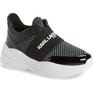 Karl Lagerfeld Zaidee 2 Slip On Sneakers